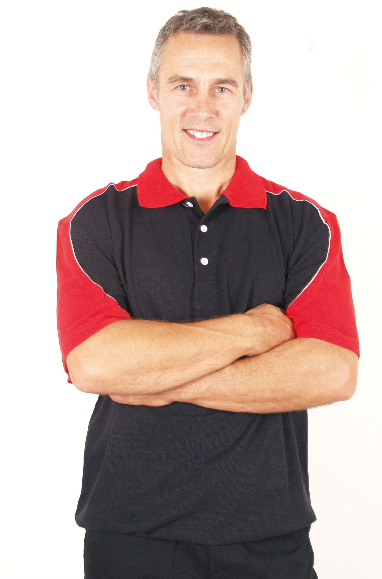 100 cotton polo shirt for work team sports unisex style 2